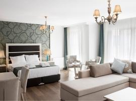 Turkuaz Suites Bosphorus, hotel in Besiktas, Istanbul