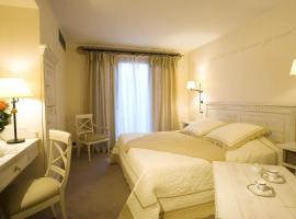 ドメーヌ ド クレールフォンテーヌ、ショナ・ランバランのホテル
