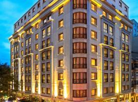 Grand Oztanik Hotel Taksim & Spa, hotel in Istanbul