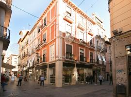 Pension Mesones, habitación en casa particular en Granada