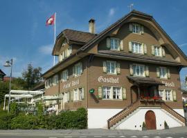 Landgasthof Hotel Rössli, hotel in Lucerne