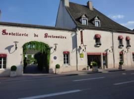 Hostellerie De Bretonniere, hôtel à Beaune