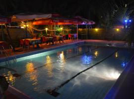 Manuela Residence, отель в Лагосе