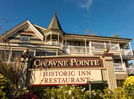 Crowne Pointe Historic Inn Adults Only, hotel with pools in Provincetown
