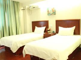 GreenTree Alliance Guangdong Shenzhen Pinghu Avenue Jingdu Town Hotel, hotel in Longgang