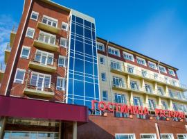 Гостиница Пять Звёзд, отель в Хабаровске