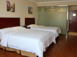 GreenTree Inn Shanghai Huinan Jinghai Road Express Hotel, hotel near Shanghai Pudong International Airport - PVG, Nanhui