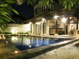 Linda Villa Sanur, hotel in Sanur