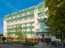DiLuch Health Resort, hotel with jacuzzis in Anapa