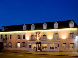 The Originals Boutique, Hôtel de la Paix, Beaune (Qualys-Hotel), отель в Боне