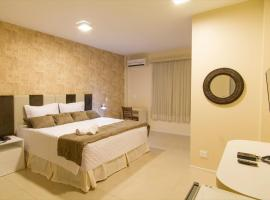 San Phillip Flat Hotel, hotel near CEART - Handicraft Exposition, Fortaleza
