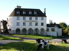 The Bear Of Rodborough Hotel, hotel in Stroud
