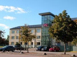 Viesnīca Olimpiska Centra Ventspils Hotel Ventspilī