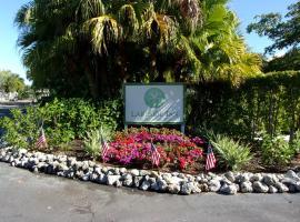 Marco Island Lakeside Inn, hotel near Marco Walk Plaza, Marco Island