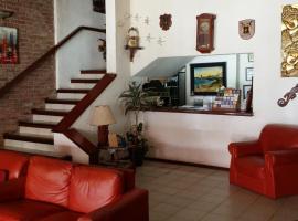 Hotel Centro, hotel in Piriápolis