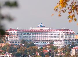 Side Prenses Resort Hotel & Spa, отель в Сиде