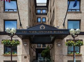 The Mark Spencer Hotel, accommodation in Portland