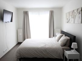 Casa Blanca Ghent, hotel dicht bij: Vooruit Gent, Gent