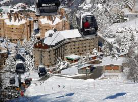Tuc Blanc, hotel with pools in Baqueira-Beret