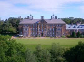 Crathorne Hall, hotel near Riverside Stadium, Yarm