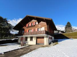 Chalet Les Arolles, hotel in Chateau-d'Oex