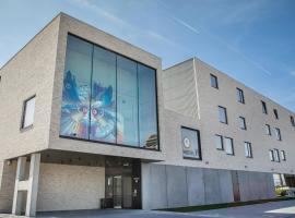 Hostel H, accessible hotel in Hasselt