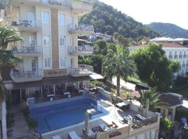 Hotel Doruk, hotel in Fethiye