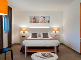 Comfort Hotel Expo Colmar, hotel near Saint-Martin Collegiate Church, Colmar
