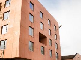 Hostel Groeninghe, accessible hotel in Kortrijk