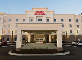 Hampton Inn & Suites Orangeburg, SC, hotel in Orangeburg