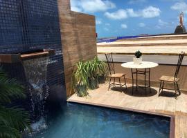 Fortmar Hotel, hotel in Fortaleza