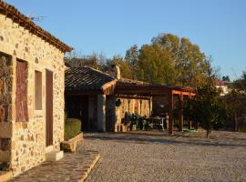 Casa do Manego, inn in Quadrazais