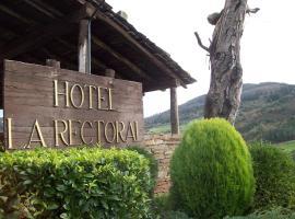La Rectoral, hotel en Taramundi