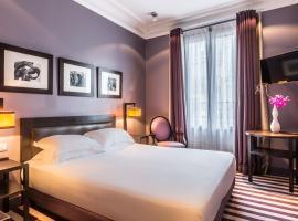 Duret, hotel em 16º arr., Paris