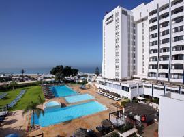 Anezi Tower Hotel, отель в Агадире