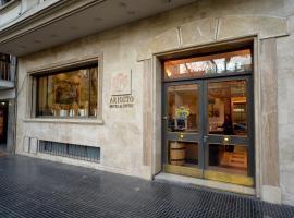 Hotel Ariosto, hotel en Mendoza