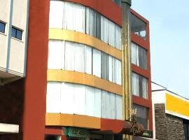 Gold Center Hotel, hotel em Guayaquil
