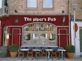 The Pipers, B&B in Middelkerke