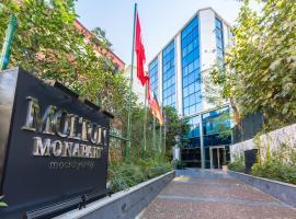 Molton Monapart Mecidiyekoy, hotel near Istanbul Sapphire, Istanbul