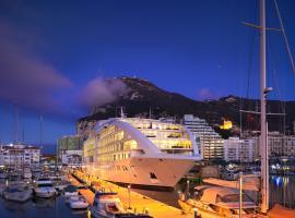 Sunborn Gibraltar, hotell nära Gibraltar internationella flygplats - GIB,