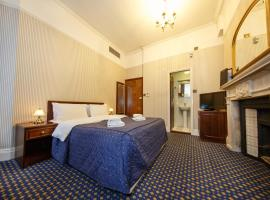 Regency House Hotel, Privatzimmer in London