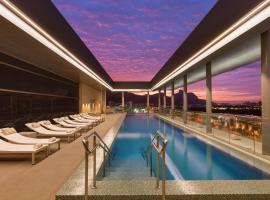 Hilton Barra Rio de Janeiro, hotel in Rio de Janeiro
