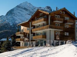 Hotel Alpenperle, hotel in Saas-Fee