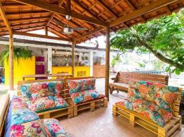 Maracujá Hostel, hotel in Paraty