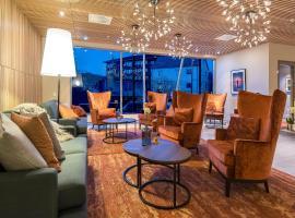 Clarion Collection Hotel Helma, hotel near Svartisen Glacier, Mo i Rana