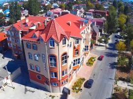 Пансионат Магадан, отель в Анапе