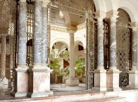 Hotel Palacio De Villapanés, hotel cerca de Estación de tren de Santa Justa, Sevilla