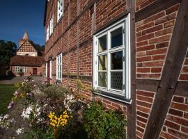 Burghotel Stargard, Hotel in Burg Stargard