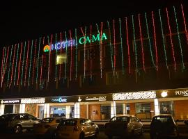 Hotel Cama, accessible hotel in Chandīgarh