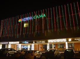 Hotel Cama, family hotel in Chandīgarh